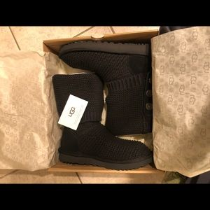 UGG Purl Craft Knit Boot